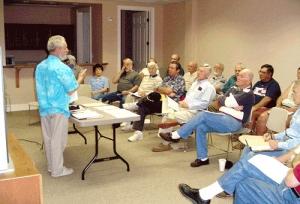 2005 Skipper's Meeting