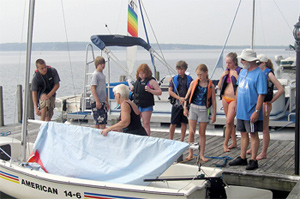 2006 Youth Sailing School