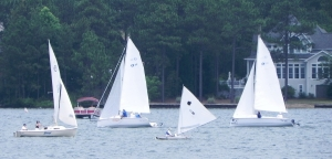 2016 Summer Series Races 1a and 1b