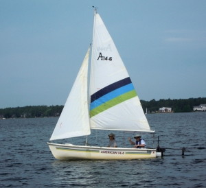 2017 Learn-to-Sail Class
