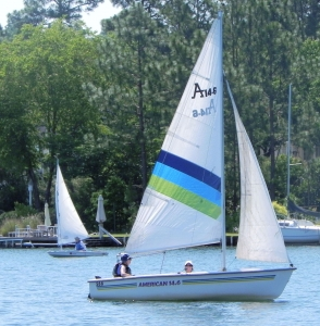 2017 Small Sailing Boat Tour 1